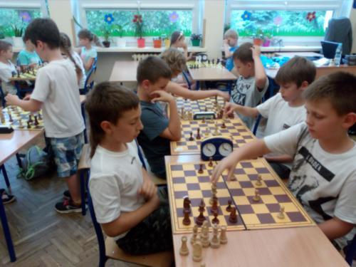 Turniej szachowy o puchar SP91