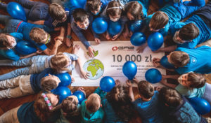 Czek na 10 000 PLN