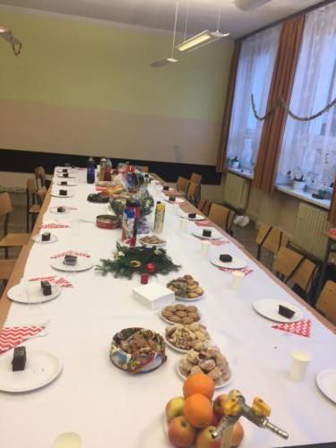 Klasowe spotkania świąteczne