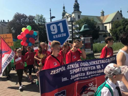 Parada Patronów 2018