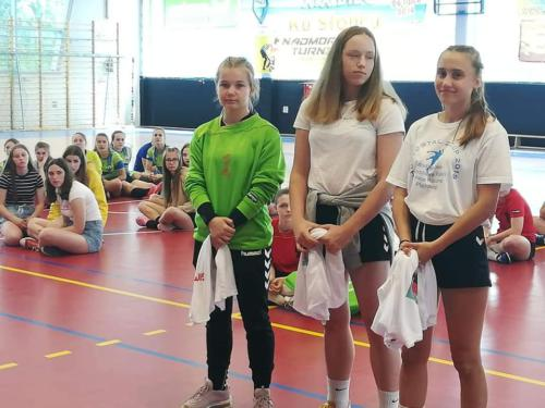 Ogólnopolskim Finale Igrzysk Młodzieży Szkolnej w piłce ręcznej dziewcząt 2019