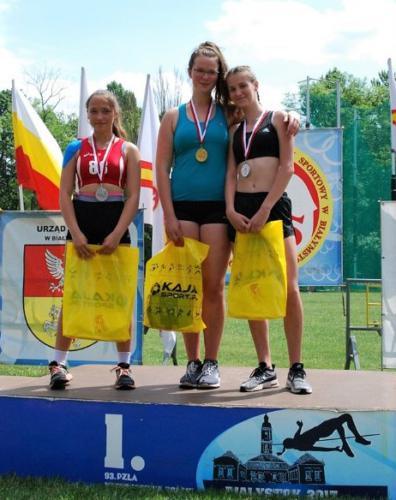 XX Krajowy Finał w drużynowej lidze lekkoatletycznej dziewcząt 2019