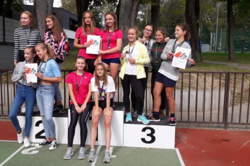 Mistrzostwa Miasta w Indywidualnej Lidze Lekkoatletycznej 2019