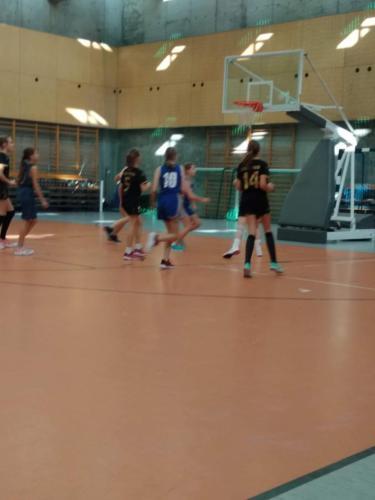 Mini koszykówka dziewcząt 2019