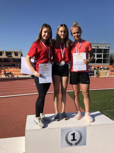 Finał Wojewódzki Szkolnej Ligi Lekkoatletycznej 2019