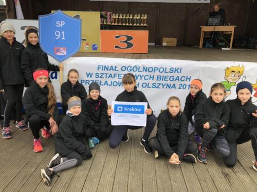 Finał Ogólnopolski w Sztafetowych Biegach Przełajowych