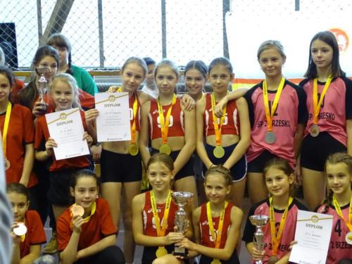 Finały Wojewódzkie Igrzysk Dzieci w Halowym Wieloboju LA 2019