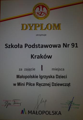 Finał Wojewódzki Igrzysk Dzieci 2019