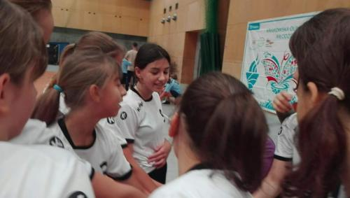 Mini koszykówka dziewcząt - Igrzyska Dzieci 2019