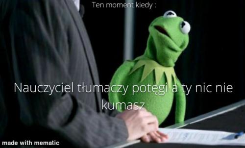 Mem z żabą